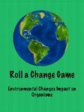 Environmental Changes Impact on Organisms Game