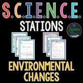 Environmental Changes - S.C.I.E.N.C.E. Stations