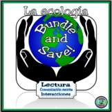 Ecology Club Dialogue Bundle Sets 1 - 3