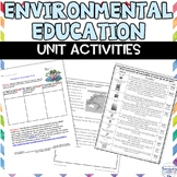 Environment and Earth Science Unit of Hands on and Inquiry
