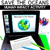 Ocean Pollution Earth Day NGSS Activity