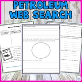 Petroleum Web Hunt to Support a Unit on the Environment