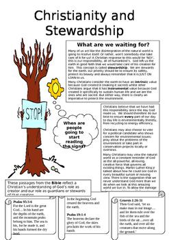 Environmental Ethics Resources