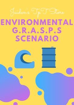Environmental GRASPS Scenario