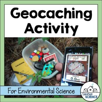 Environmental Science: Geocaching