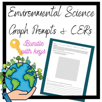 Environmental Graph Prompts Bundle & CERs, w differentiated versions- WITH keys