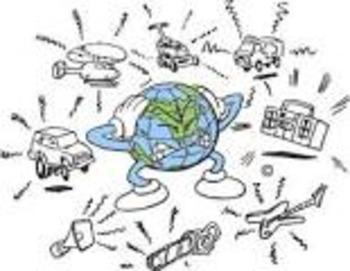 Environmental Health Powerpoint lesson 7-12 Level