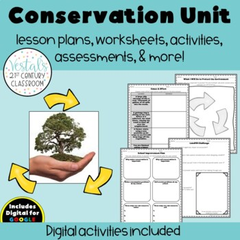 Environmental Interdependency & Conservation {Digital & PDF Included}