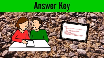 Environmental Issues Lesson with Power Point, Notes Page, and Activity Sheet