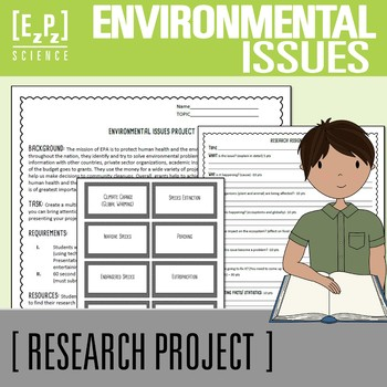 Environmental Issues Project