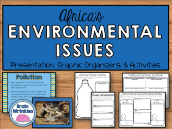 Environmental Issues of Africa  (SS7G2)