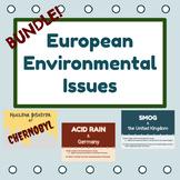 Environmental Issues of Europe BUNDLE