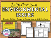 Latin America: Environmental Issues (SS6G2)
