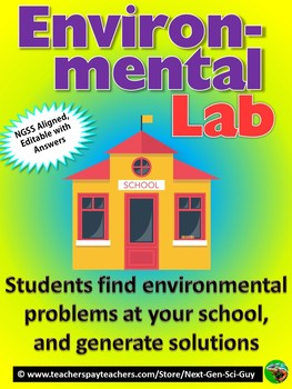 Environmental Lab: Clean Up Your School!