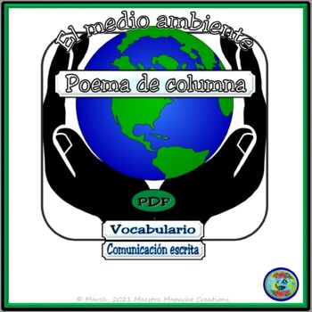 Environmental Line Poem of the earth / Poema medioambienta