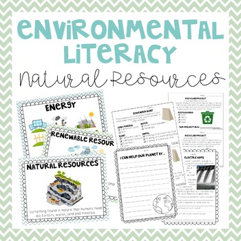 Earth Day - Environmental Literacy