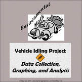 Data Collection, Graphing, and Analysis of Vehicle Idling