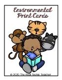 Environmental Print Cards