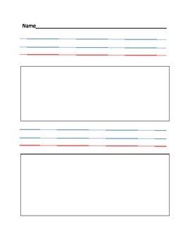Environmental Print Homework