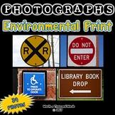 Environmental Print Photos BUNDLE