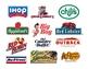 Environmental Print - Restaurants and Stores
