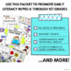 Environmental Print Word Wall for Preschool or Kindergarten