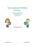 Environmental Problem Solving:Critical Thinking aligned to