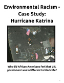 Environmental Racism - Case Study: Hurricane Katrina