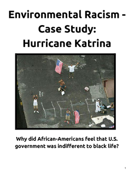 Environmental Racism - Case Study: Hurricane Katrina