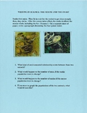 Environmental Relationships: Mouse and Snake
