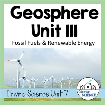Environmental Science: 2-Lesson Energy Bundle & STEAM Lab Activity