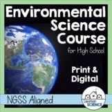 Environmental Science Curriculum: A One-Semester Course
