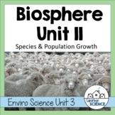 Population Ecology Unit - Limiting Factors & Carrying Capa