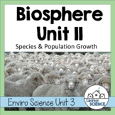 Population Ecology Unit - Limiting Factors & Carrying Capa