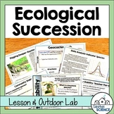 Environmental Science Lesson (Communities & Succession) & Geocaching Activity