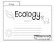Environmental Science Interactive Notebook
