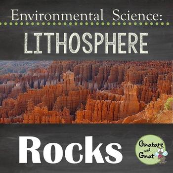 Environmental Science Jigsaw Activity: Rocks & The Rock Cycle