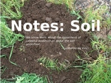 Earth/Environmental Science Lecture Notes: Soil and Soil Erosion