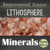 Minerals Lesson and Activity