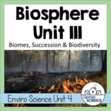 Environmental Science Lesson & Activity: World Biomes & Food Webs