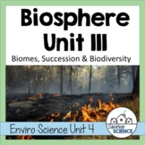 Ecosystems and Biomes - World Biomes and Food Webs
