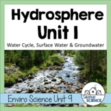 Environmental Science Lesson & Lab- Properties of Water & the Water Cycle