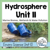 Environmental Science Lesson & Lab- Wetlands, Water Quality, & Water Pollution