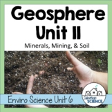 Environmental Science Lesson & Soil Analysis Activity