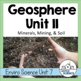 Soil Composition and Soil Erosion Unit