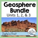 Geosphere Lithosphere Unit