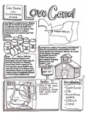 Environmental Science Love Canal Sketch Notes