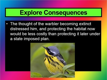 Environmental Science Making Informed Decisions CH 2 Section 3