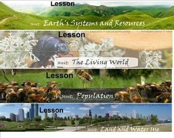 Environmental Science Semester 1 -Interactive Smart Curriculum