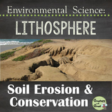 Soil Erosion Soil Conservation Lab Activity